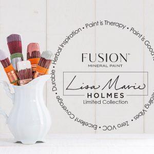 Lisa Marie Holmes kleuren
