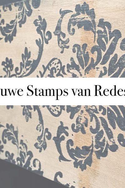 Nieuwe Stamps van ReDesign op komst