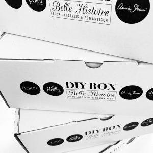 DIY Boxen en Kits